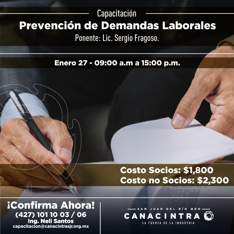 Prevención de Demandas Laborales