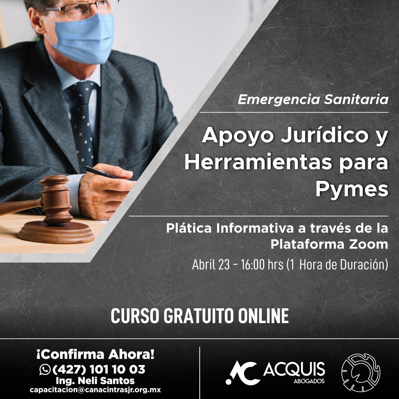 Apoyo Jurídico y Herramientas para Pymes