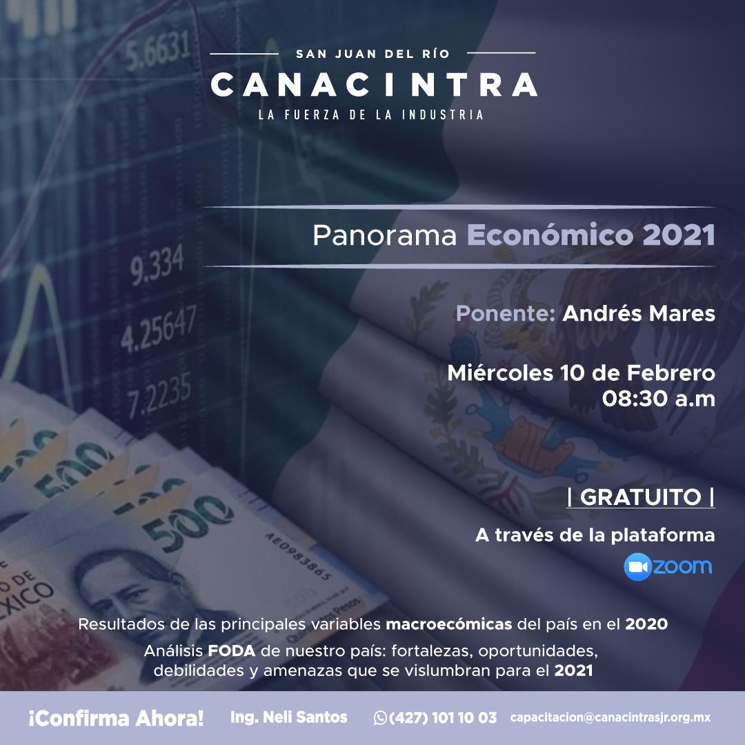 Panorama Económico 2021