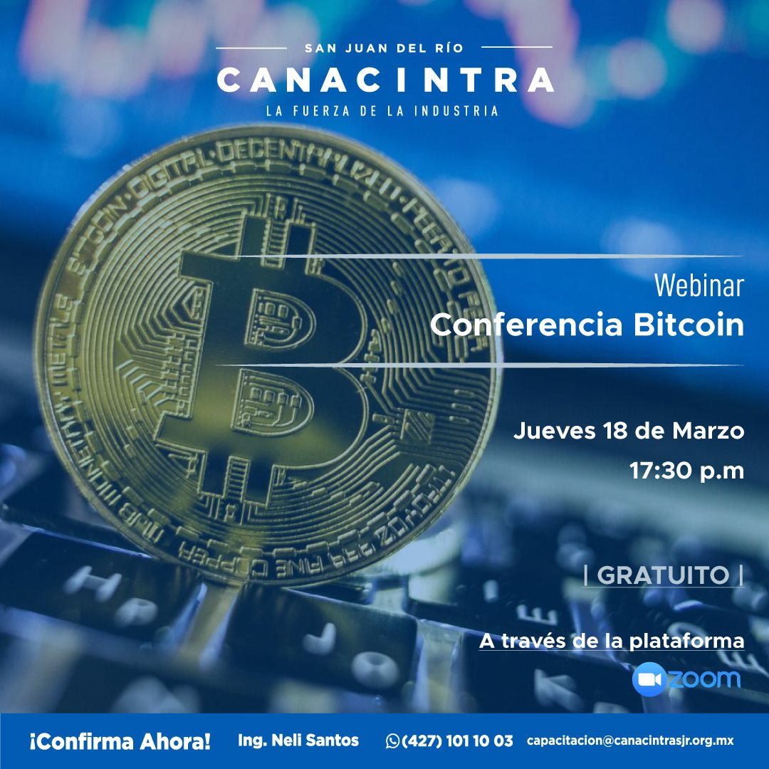 Webinar - Conferencia BitCoin